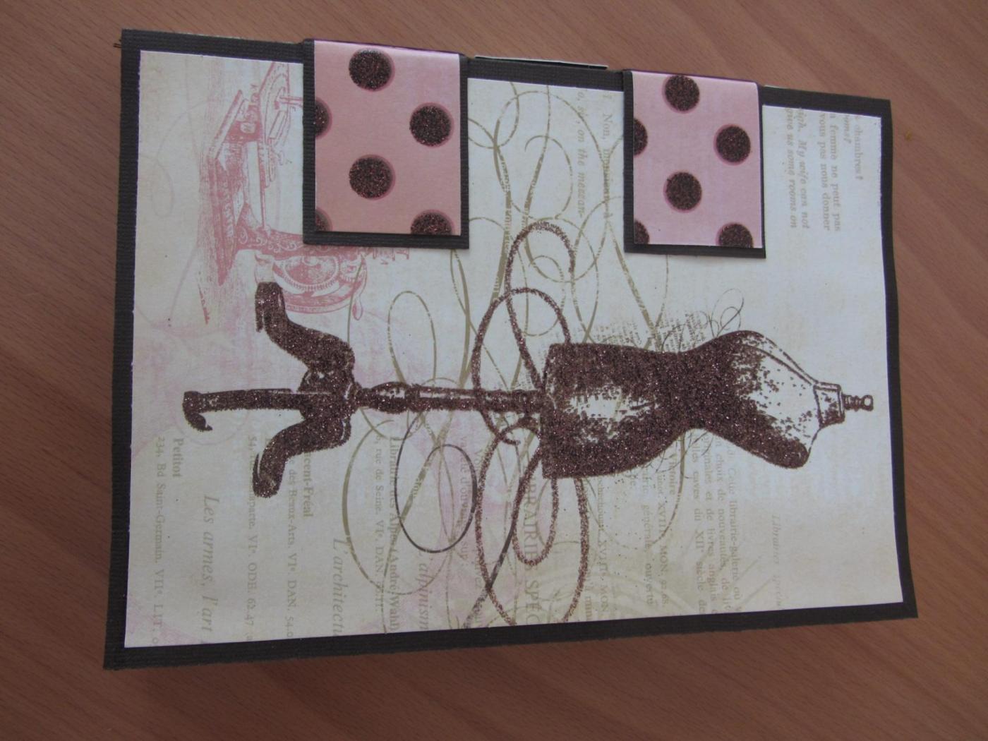 Notizbuch vintage 1