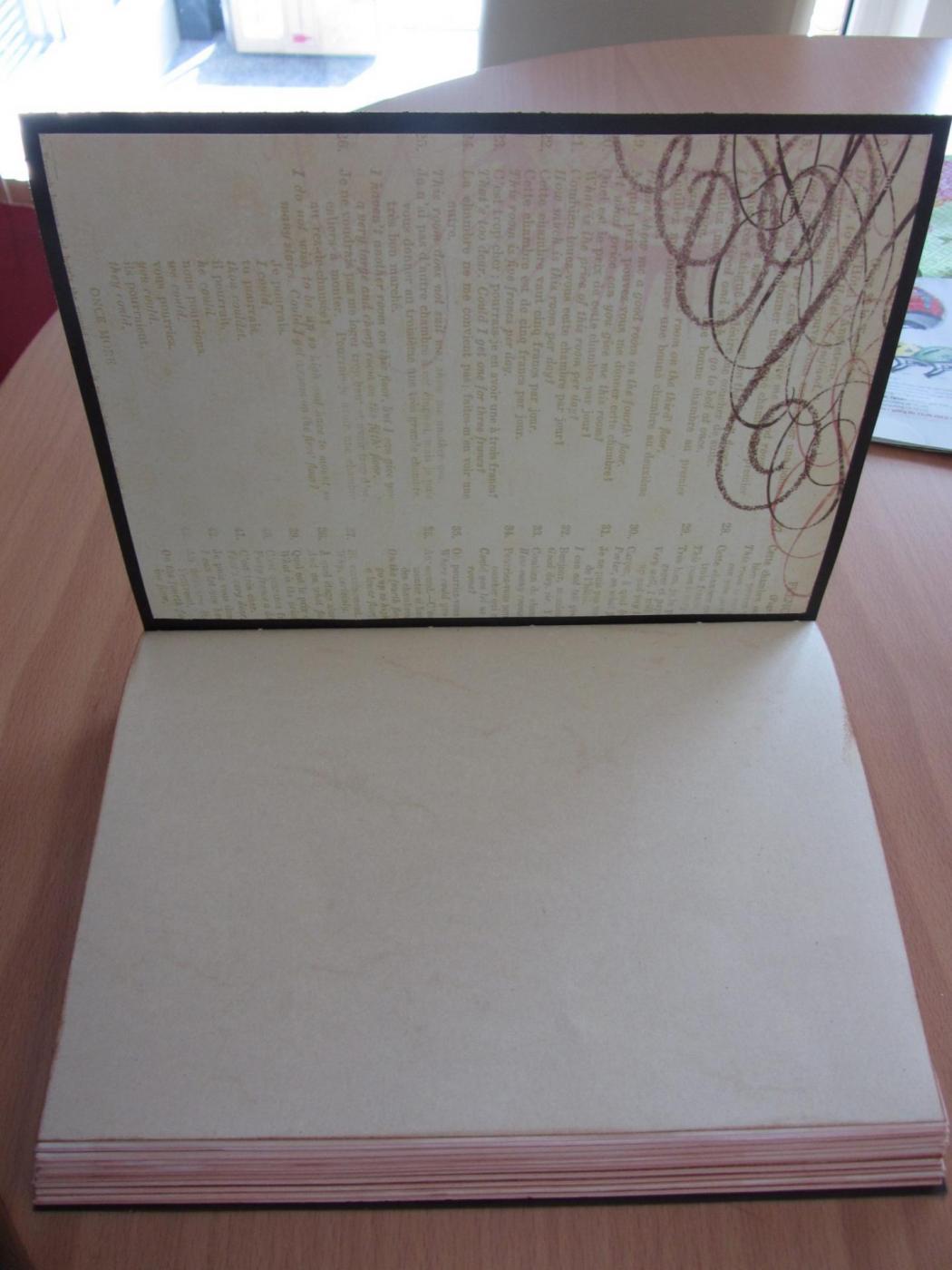 Notizbuch vintage 4